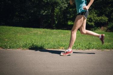 理想とするランニングの走り方