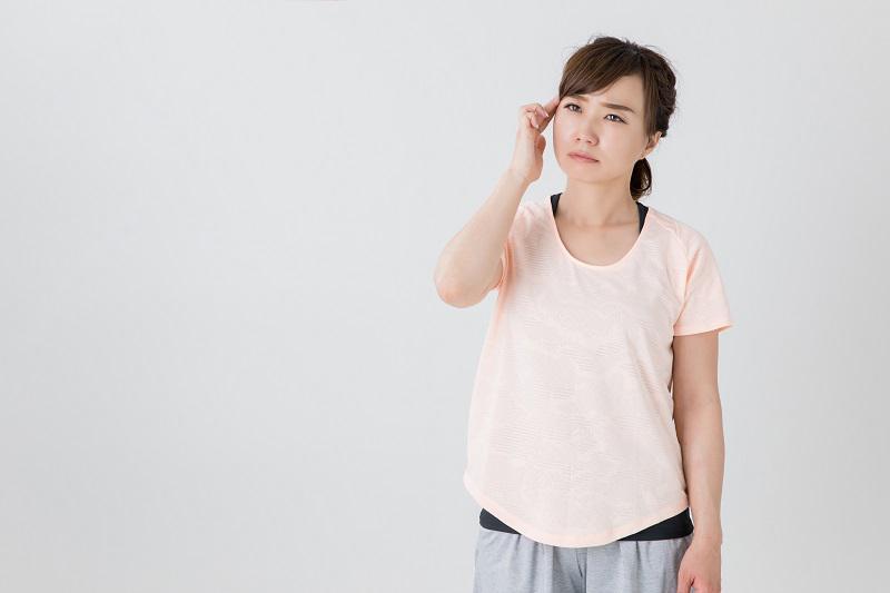 筋トレ中に起こる頭痛の原因は?その予防と対策