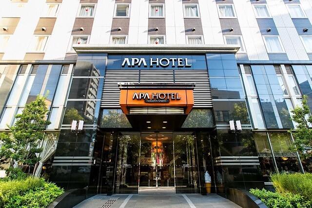 名古屋にも多い!アパホテルの魅力