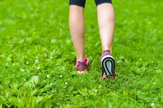 走り方の違う画像
