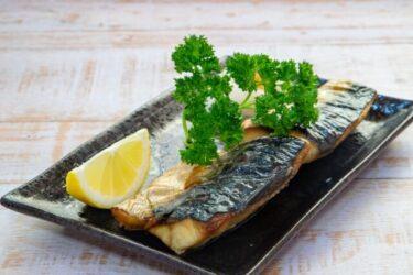 青魚がダイエットにオススメな理由