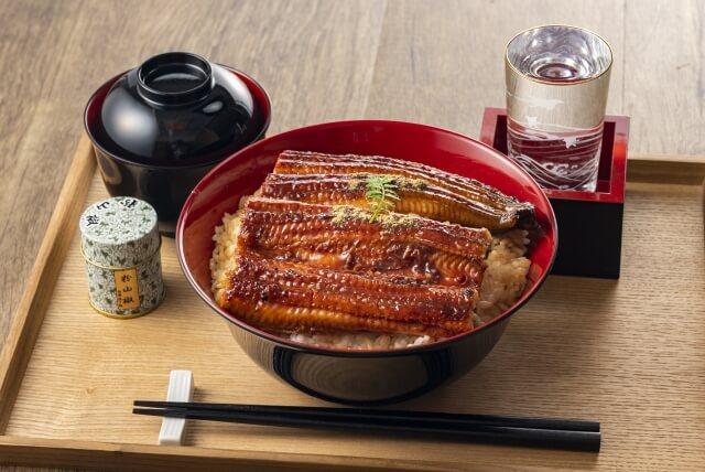 鰻丼はダイエットでは避けるべき