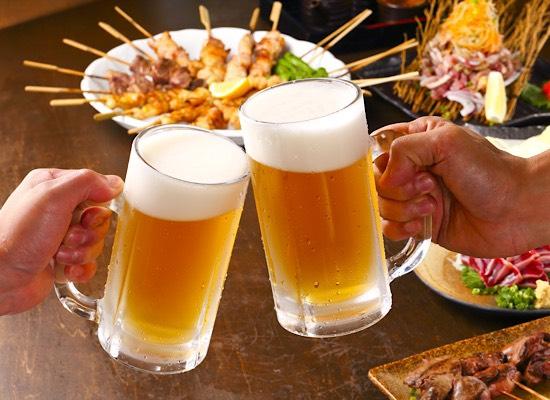 お酒も飲んでOK!健康的な続けられるダイエット